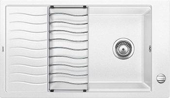 Кухонная мойка BLANCO ELON XL 8 S белый inFino 524864 цена