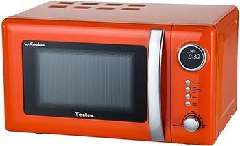 Микроволновая печь - СВЧ TESLER ME-2055 OR свч tesler mm 2035 700 вт белый