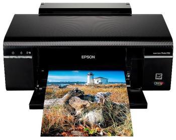 Принтер Epson Stylus Photo P 50