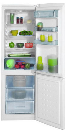 Двухкамерный холодильник Beko CS 332020 beko cs 334022