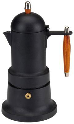 Гейзерная кофеварка GAT MINNI PLUS 3 чашки 109603 NE чёрная