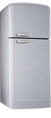 Двухкамерный холодильник Smeg FAB 50 X smeg kse 91 x 1