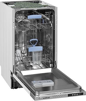 Полновстраиваемая посудомоечная машина Vestfrost VFDW 4542