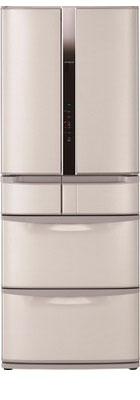 Многокамерный холодильник Hitachi R-SF 48 EMU T