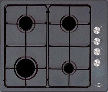 Встраиваемая газовая варочная панель MBS PG-613 Black mbs de 610bl