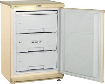 Морозильник Позис СВИЯГА 109-2 бежевый цена