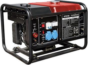 Электрический генератор и электростанция DDE DPW 160 i dde cs2512