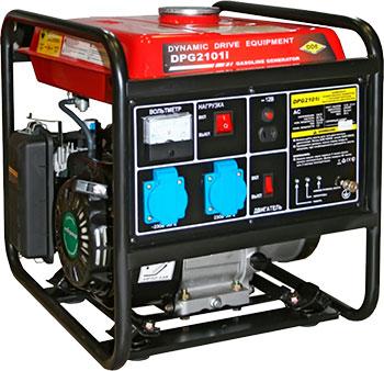 где купить Электрический генератор и электростанция DDE DPG 2101 i дешево