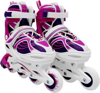 Детские роликовые коньки X-Match пласт.осн. р.34-37 коньки onlitop 223f 37 40 blue 806164