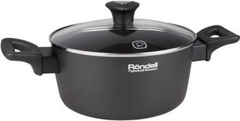 Кастрюля Rondell RDA-586 Marengo набор посуды rondell the one rda 563