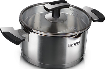 Кастрюля Rondell RDS-721 Eskell rondell eskell rds 721