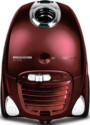 Пылесос Redmond RV-329 Красный redmond rv 327 черный