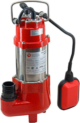 Насос QUATTRO ELEMENTI Sewage 250 F Ci 771-763  пуско зарядное устройство quattro elementi tech boost 220 771 435