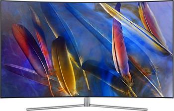 QLED телевизор Samsung QE-55 Q7CAMUXRU телевизор samsung ue28j4100