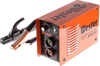 Сварочный аппарат WESTER MINI 200