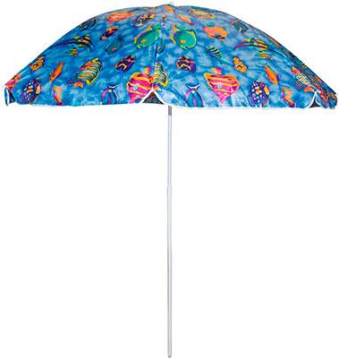 Пляжный зонт Ecos SDBU 002 A (высота 200см) ароматизатор aroma wind 002 a