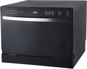 Компактная посудомоечная машина DeLonghi DDW 05 T Zaffiro nero delonghi fh 1394 white