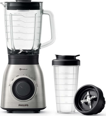 Блендер Philips HR 3556/00 On the Go Viva Collection погружной блендер philips hr 1626 00 daily collection белый красный