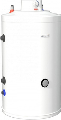 Бойлер косвенного нагрева Hajdu AQ IND 200 SC baxi ubt 200 водонагреватель косвенного нагрева бойлер напольный 39 3 квт накопительный с белым кожухом из эмалированной стали емкостью 200 л