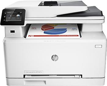 МФУ HP Color LaserJet Pro M 277 n (B3Q 10 A) мфу hp color laserjet pro m274n