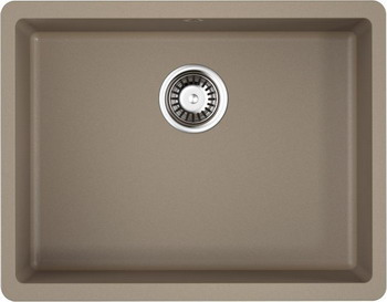 Кухонная мойка OMOIKIRI Kata 54-U-CA Artgranit/карамель (4993406)