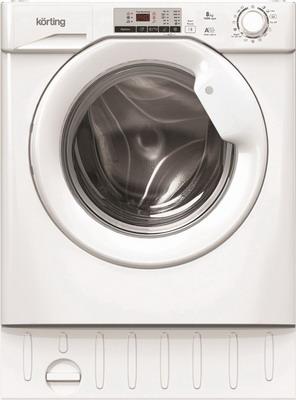 Встраиваемая стиральная машина Korting KWMI 1480 W стиральная машина siemens wm 10 n 040 oe