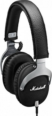 Наушники Marshall Monitor Steel Edition buy marshall monitor headphones