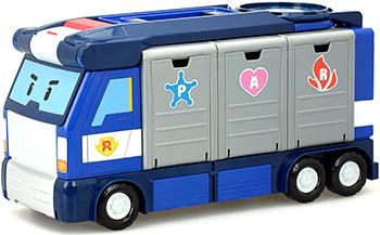 Игровой набор Robocar Poli Передвижная Штаб-квартира зойкина квартира