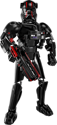 Конструктор Lego Star Wars пилот истребителя СИД 75526-L
