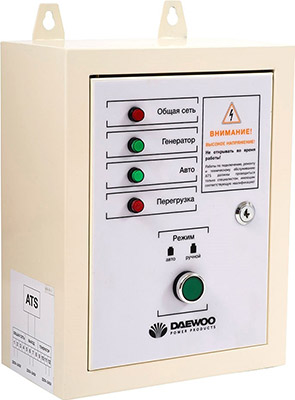 Блок автоматики Daewoo Power Products ATS 15-DDAE DSE обои loymina illusion артикул dse 006