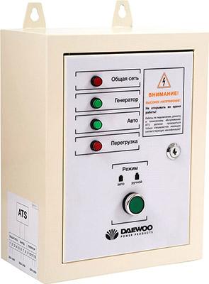 Блок автоматики Daewoo Power Products ATS 15-DDAE DSE блок автоматики daewoo ats 6000xe 3