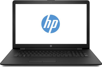 Ноутбук HP 17-ak 080 ur (2QH 69 EA) черный hp zbook 17