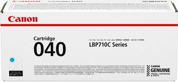 Картридж Canon 040 C 0458 C 001 картридж для принтера и мфу canon c exv21y yellow