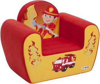 Кресло Paremo серии ''Экшен'' Пожарный PCR 317-11 мягкие кресла paremo детское кресло экшен мореплаватель