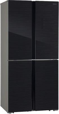 Многокамерный холодильник Hiberg RFQ-490 DX NFGS холодильник hiberg rfq 490dx nfxq