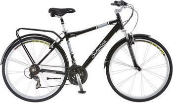 Велосипед Schwinn Discover 21 чёрный gangxun 21