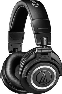Накладные наушники Audio-Technica ATH-M 50 XBT