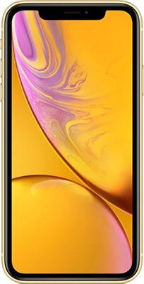 Смартфон Apple iPhone XR 128 GB желтый (MRYF2RU/A)