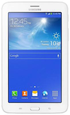 Планшет Samsung Galaxy Tab 3 7.0 Lite SM-T 116 8Gb кремово-белый galaxy innovations matrix lite