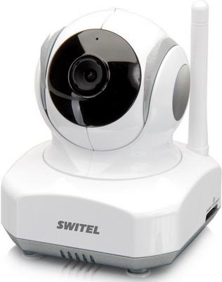 Видеоняня Switel BSW 200 белый switel bsw 200 wi fi