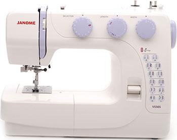 Швейная машина JANOME VS 56 S стиральные машины автомат в москве