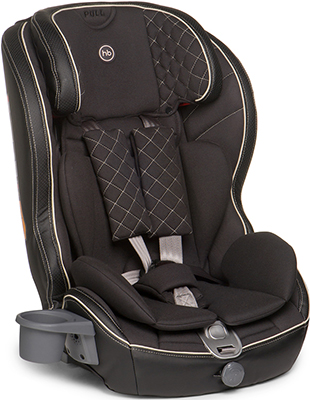 Автокресло Happy Baby Mustang Isofix BLACK автокресло группа 1 2 3 9 36 кг happy baby mustang isofix blue