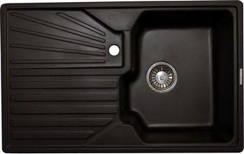 Кухонная мойка LAVA L.5 (BASALT чёрный) zogaa чёрный цвет номер l