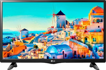 LED телевизор LG 22 LH 450 V телевизор led lg 32lh570u