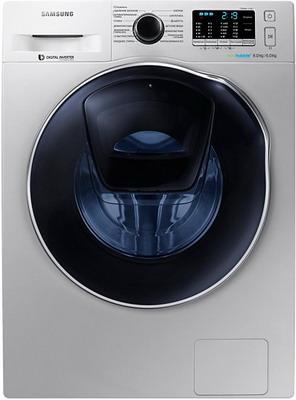 Стиральная машина с сушкой Samsung WD 80 K 5410 OS/LP стиральная машина с сушкой siemens wd 15 h 541 oe