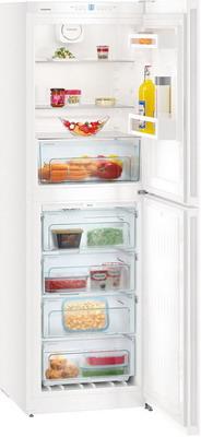 Двухкамерный холодильник Liebherr CN 4213 двухкамерный холодильник liebherr ctpsl 2541