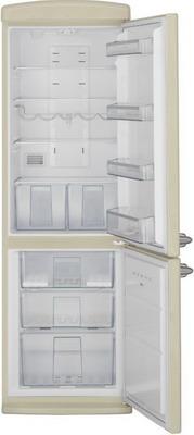 Двухкамерный холодильник Schaub Lorenz SLUS 335 C2 бежевый  цена и фото
