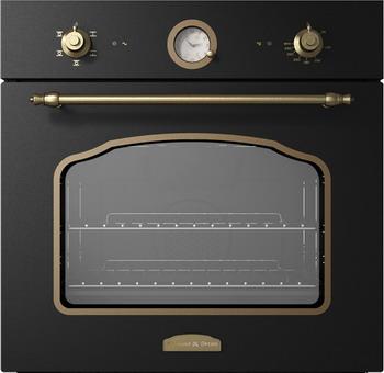 Встраиваемый электрический духовой шкаф Zigmund amp Shtain EN 119.622 A