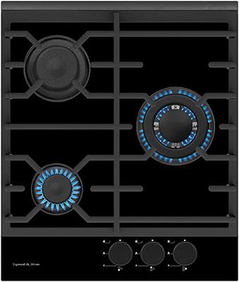 Фото Встраиваемая газовая варочная панель Zigmund amp Shtain MN 135.451 B
