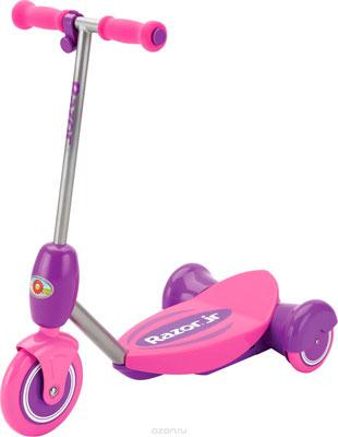 Электросамокат Razor Lil E - Розовый 011202 электросамокаты razor электросамокат razor lil e